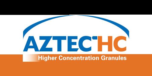 AZTEC® HC Higher Concentration Granules